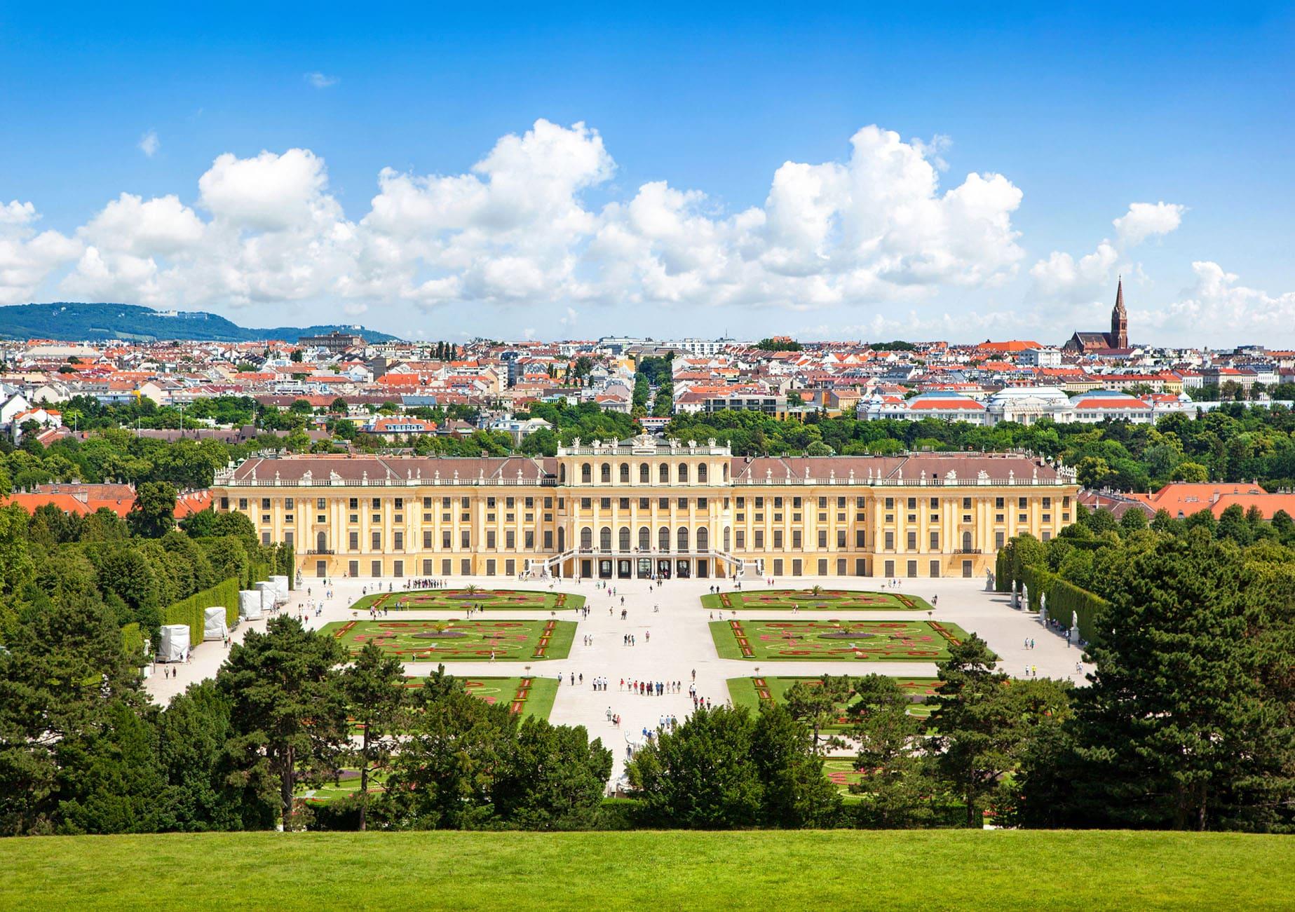Schlüsseldienst Wien Schloss Schönbrunn